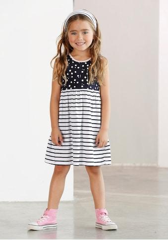 KIDSWORLD Sommerkleid, (Set, 2 tlg.), im Mustermix kaufen