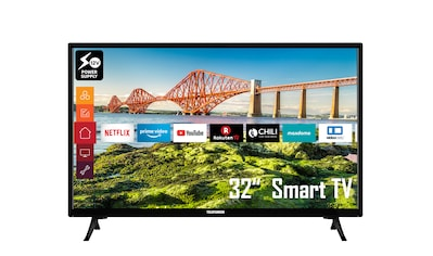 "Telefunken LED-Fernseher »XH32J511V«, 80 cm/32 "", HD-ready, Smart-TV kaufen"