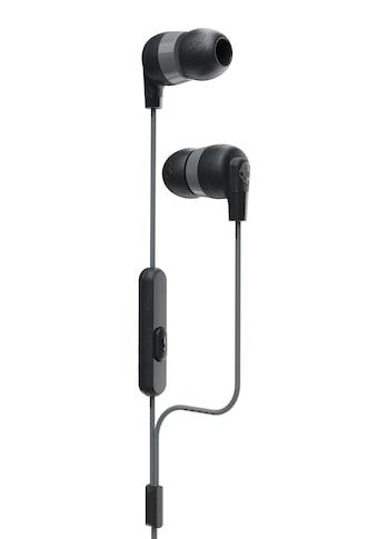 Skullcandy Headset »INKD+ IN - EAR W/MIC 1 BLACK/BLACK/GRAY« kaufen