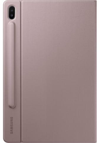 Samsung Tablettasche »Book Cover EF - BT860 für Galaxy Tab S6« kaufen