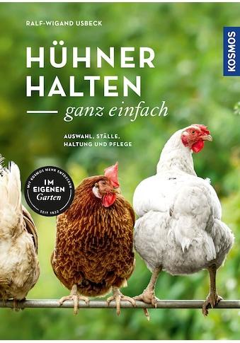 Buch »Hühner halten - ganz einfach / Ralf-Wigand Usbeck« kaufen