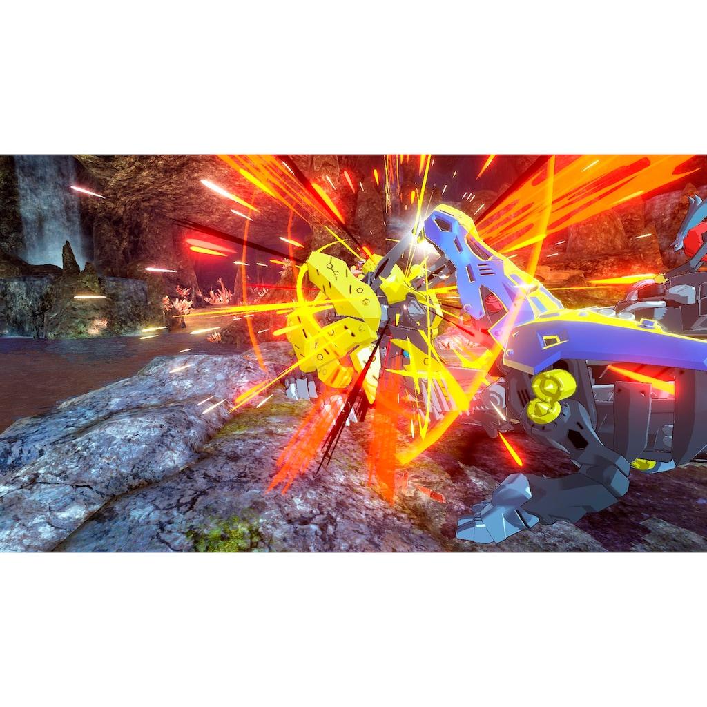 Zoids Wild: Blast Unleashed Nintendo Switch