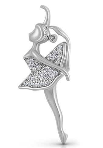 Firetti Kettenanhänger »Ballerina, glänzend, rhodiniert« kaufen