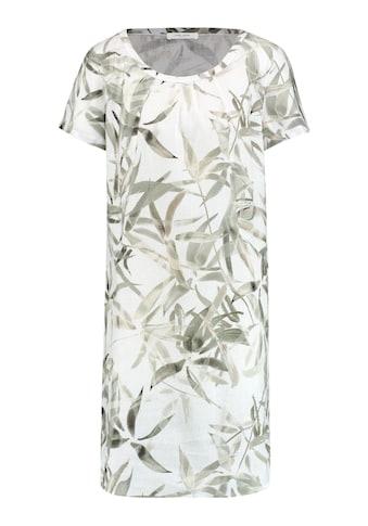 GERRY WEBER Bluse 1/2 Arm »Longbluse aus Leinen« kaufen