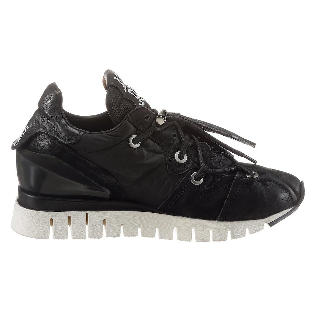 A.S.98 Keilsneaker »DENASTR«, mit Schnellverschluss