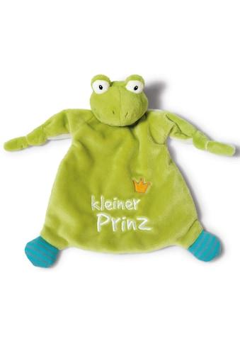 Nici Schmusetuch »My First NICI Kollektion, Froschkönig, Kleiner Prinz«, mit... kaufen