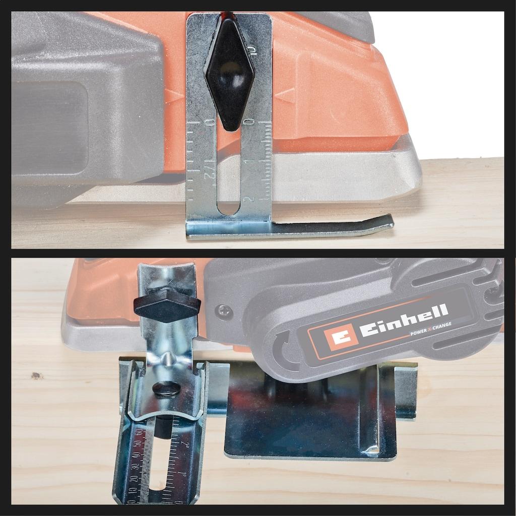 Einhell Akku-Elektrohobel »TE-PL 18/82 Li - Solo«