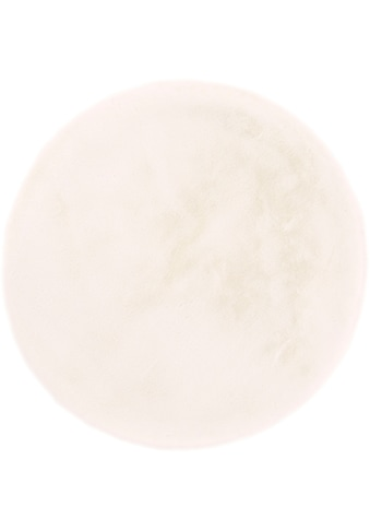 Andiamo Fellteppich »Novara«, rund, 35 mm Höhe, Kunstfell, sehr weicher Flor kaufen