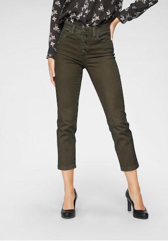 Levi's® 7/8 - Jeans »724 High Rise Straight Crop« kaufen