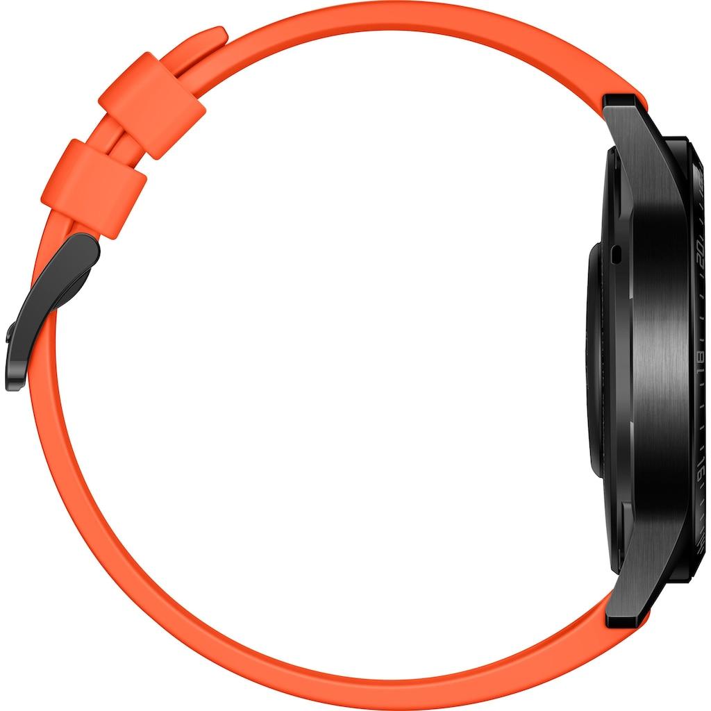 Huawei Smartwatch »Watch GT 2 Sport«, (RTOS 24 Monate Herstellergarantie)