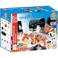 Hape Konstruktions-Spielset »Junior Inventor Optisches Labor«, (54 St.)