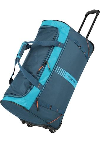 travelite Reisetasche »Basics, 71 cm, mit Trolleyfunktion« kaufen