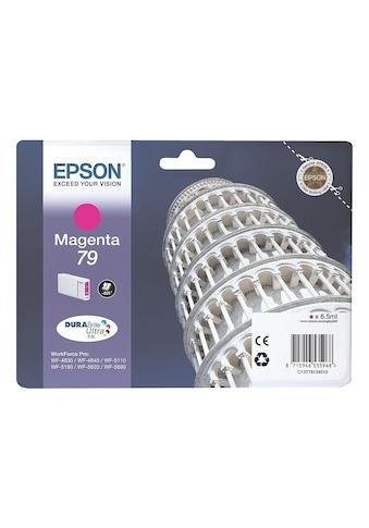 Epson Tintenpatrone Nr. 79 kaufen