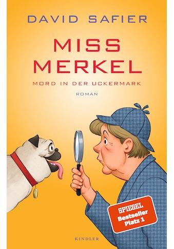 Buch »Miss Merkel / David Safier« kaufen