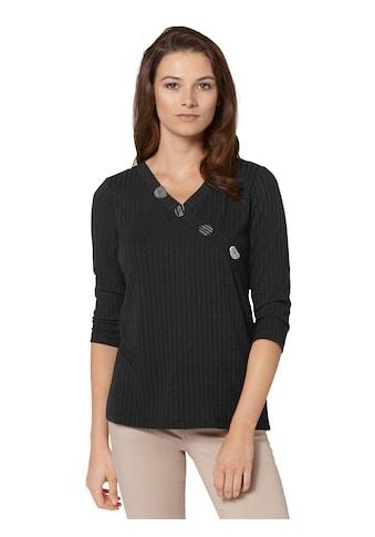Ambria Shirt in weicher Ripp - Qualität kaufen