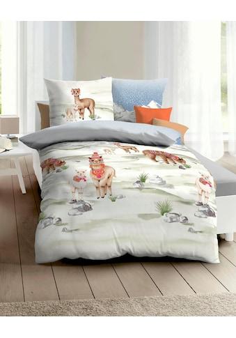 Bettwäsche »Alpaka«, Kaeppel kaufen
