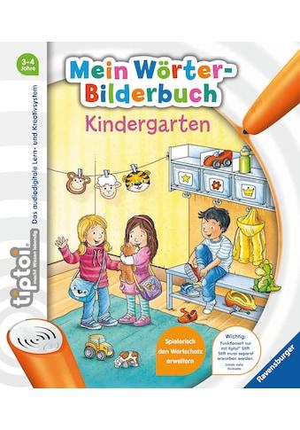 Buch »tiptoi® Mein Wörter-Bilderbuch Kindergarten / Sandra Grimm, Stefan Lohr« kaufen