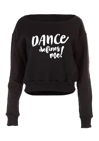 Winshape Sweater »LS001«, Lässiges und weites Sweatshirt kaufen