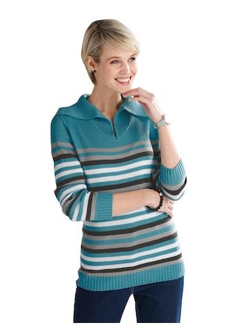 Pullover im Ringeldessin kaufen