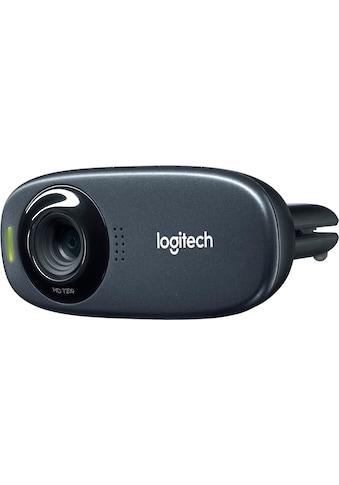 Logitech »C310« Webcam (HD) kaufen