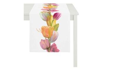Tischdecke, »5906 SPRINGTIME Tulpen«, APELT (1 - tlg.) kaufen