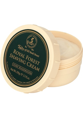 "Taylor of Old Bond Street Rasiercreme ""Shaving Cream Royal Forest"" kaufen"
