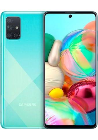 Samsung Galaxy A71 Smartphone (16,95 cm / 6,7 Zoll, 128 GB, 64 MP Kamera) kaufen