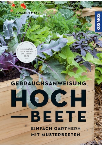 Buch »Gebrauchsanweisung Hochbeete / Joachim Mayer« kaufen