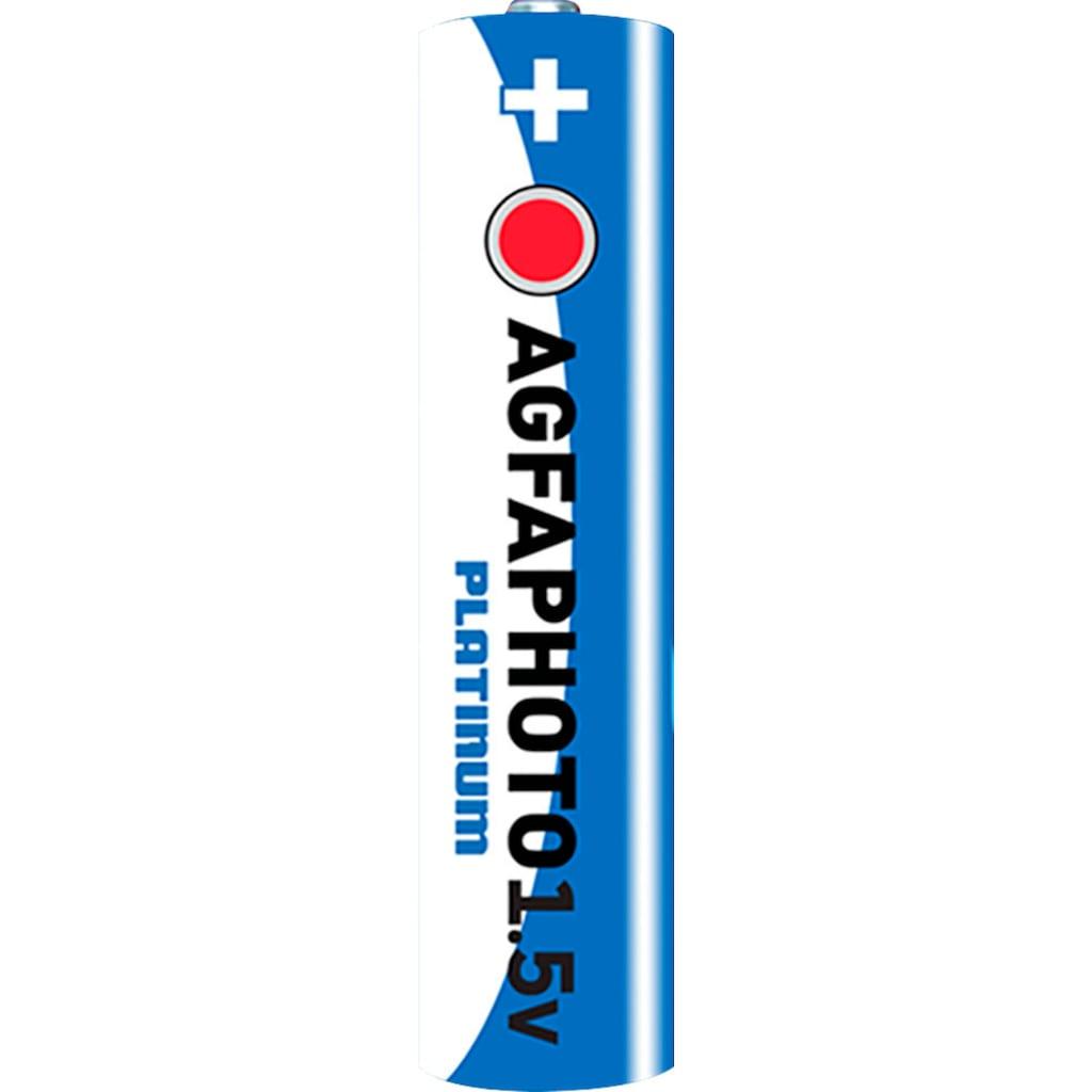 AgfaPhoto Batterie »Batterie Platinum,  LR03 MN2400«, 1,5 V, (10 St.)
