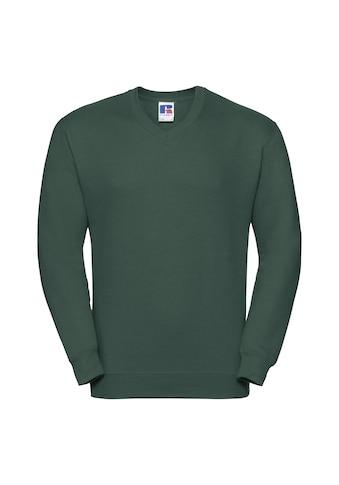 Russell Sweatshirt »Workwear / Pullover, V-Ausschnitt« kaufen