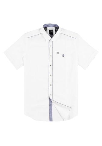 Engbers Softes Baumwoll - Hemd mit Struktur kaufen