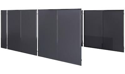 KGT Seitenwand für Carport »Elbe« mit Gerätehaus, BxH: 48x175 cm kaufen