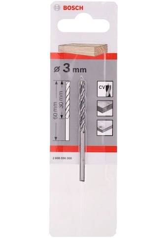 BOSCH Holzbohrer »Holzspiralbohrer Standard« kaufen