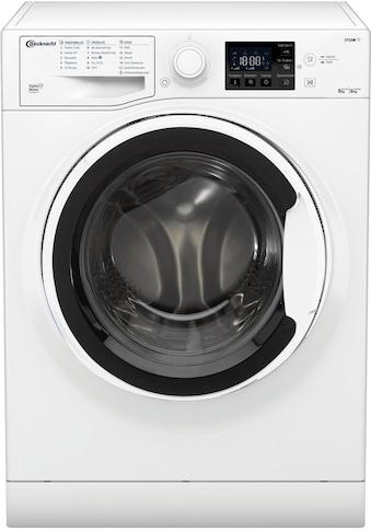 BAUKNECHT Waschtrockner »WT 86G4 DE N« kaufen