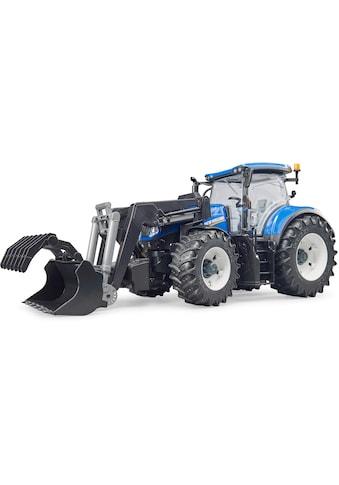 """Bruder® Spielzeug - Traktor """"New Holland T7.315 mit Frontlader"""" kaufen"""