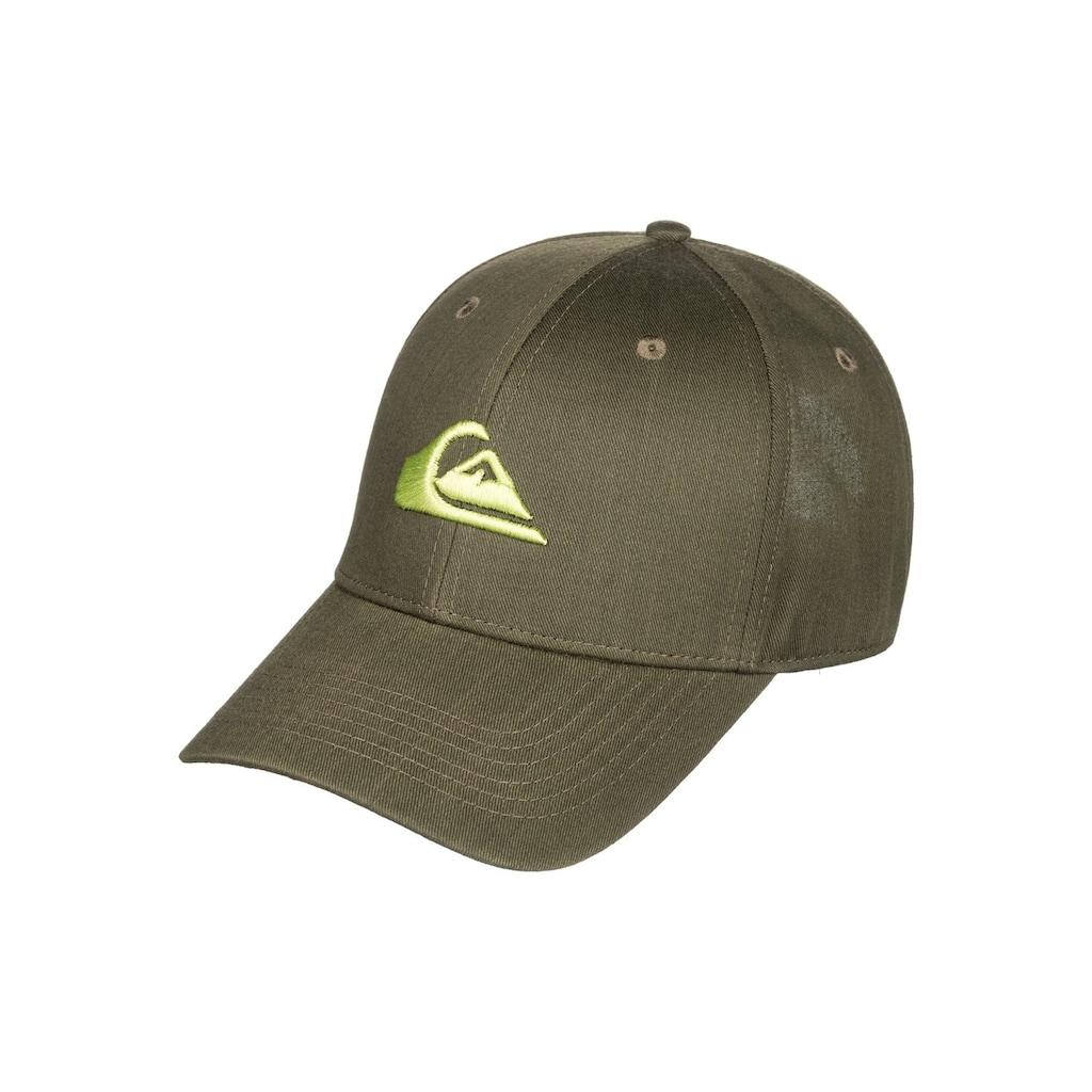 Quiksilver Snapback Cap »Decades«