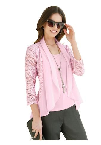 Lady Shirt in 2 - in1 - Optik kaufen