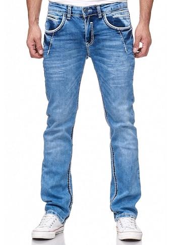 Rusty Neal Jeans im Regular Fit - Schnitt kaufen