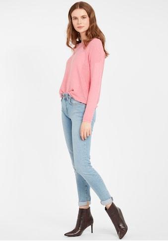 b.young Strickpullover »Mogana«, Pullover in Fein-Strick Optik kaufen