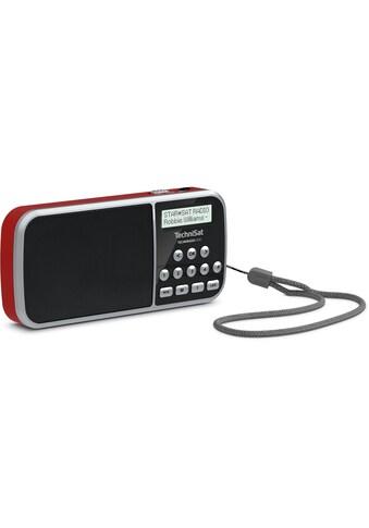 TechniSat Digitalradio (DAB+) »Techniradio RDR«, (Digitalradio (DAB+), mit... kaufen