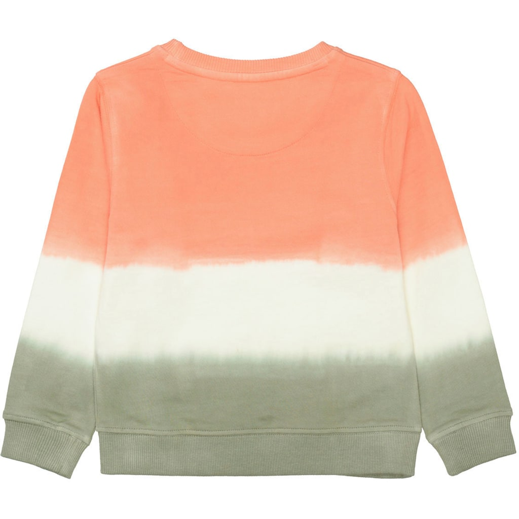STACCATO Sweatshirt, mit kleinem Regenbogen