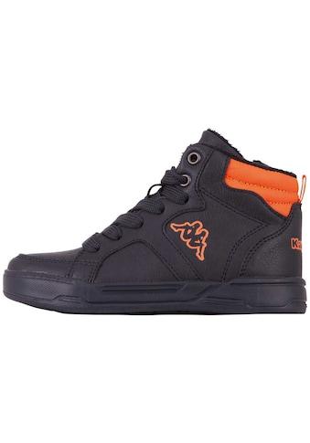 Kappa Sneaker »GRAFTON KIDS«, mit praktischem Reißverschluss an der Innenseite kaufen