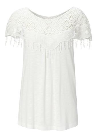 Alessa W. Shirt in leichter Jersey - Qualität kaufen