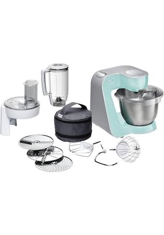 BOSCH Küchenmaschine »CreationLine MUM58020«, vielseitig einsetzbar, Mixer,... kaufen