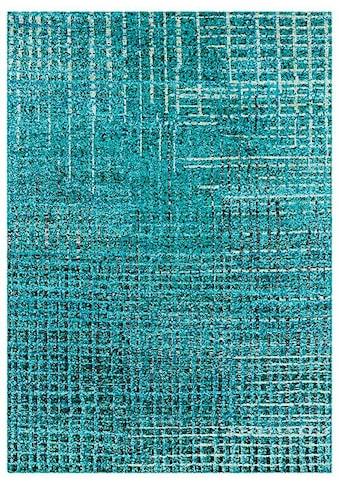 Arte Espina Teppich »Topaz 5400«, rechteckig, 13 mm Höhe, handgeknüpft, mit hohem... kaufen