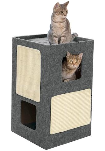 ABUKI Kratzbaum »Scratchy«, hoch, BxTxH: 40x40x70 cm kaufen