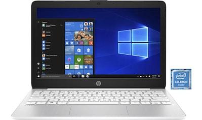 "HP Notebook »11-ak0021ng«, (29,5 cm/11,6 "" Intel Celeron UHD Graphics 600\r\n),... kaufen"