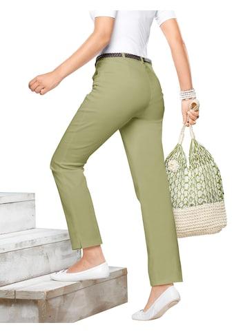 Classic Basics Jeans mit seitlichem Dehnbund kaufen