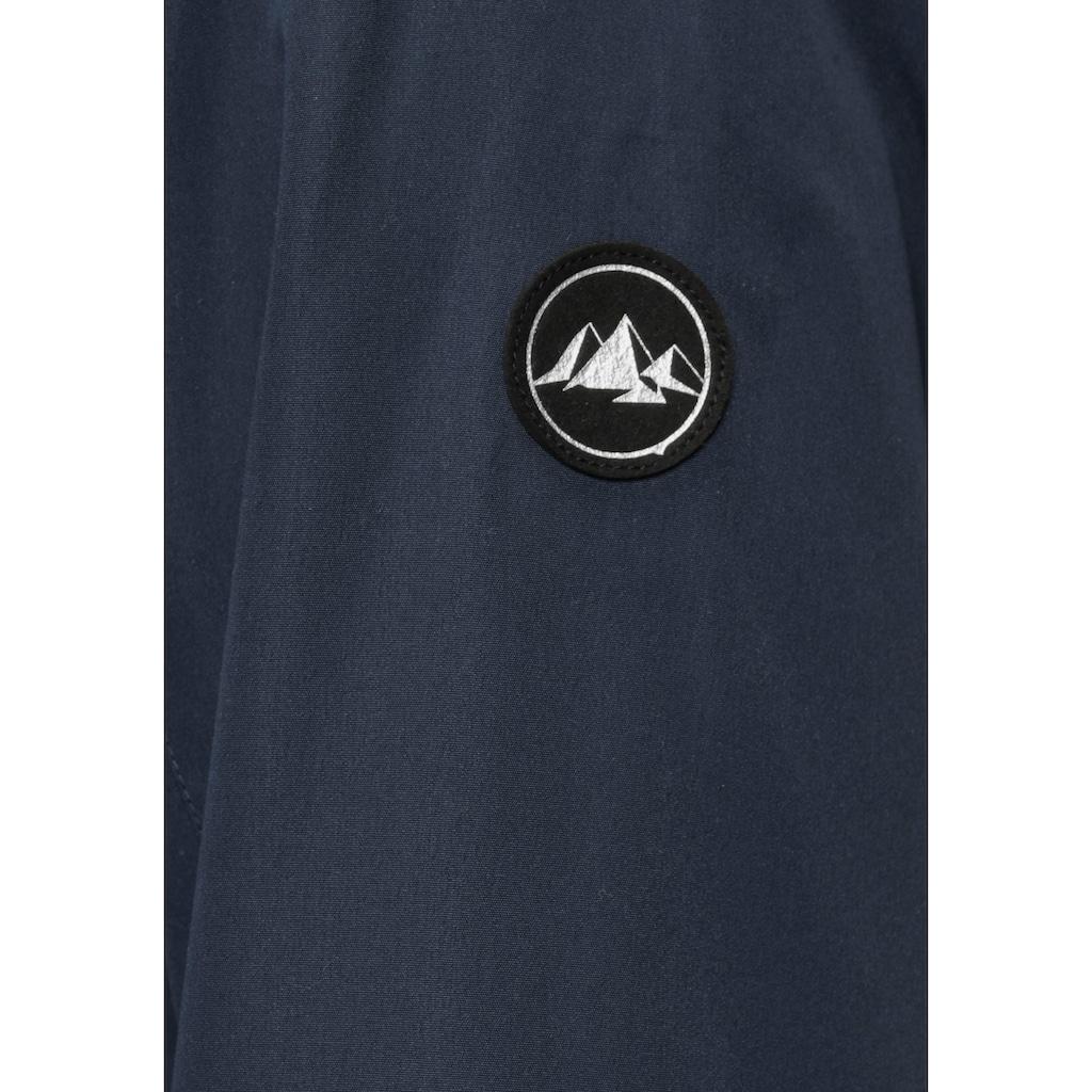 Polarino Funktionsjacke, im sportlichen Design