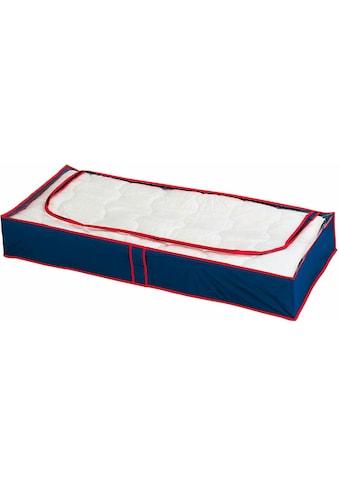 WENKO Unterbettkommode »Blau - Rot« (Set, 8 Stück) kaufen
